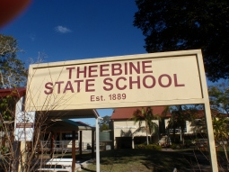 Theebine State School 125 years old